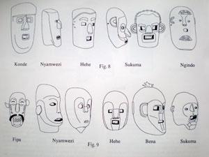 Tanzanie_masks