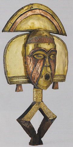 art africain faux