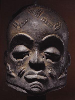 Luluwa-mask