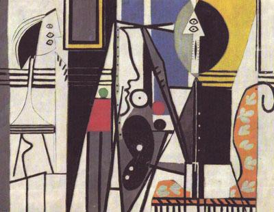 Picasso_le_peintre_et_son_m
