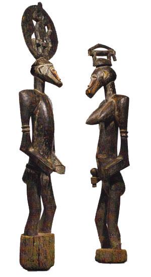Couple-senoufo-rosenthal