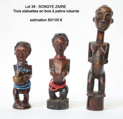 Songye-zaire