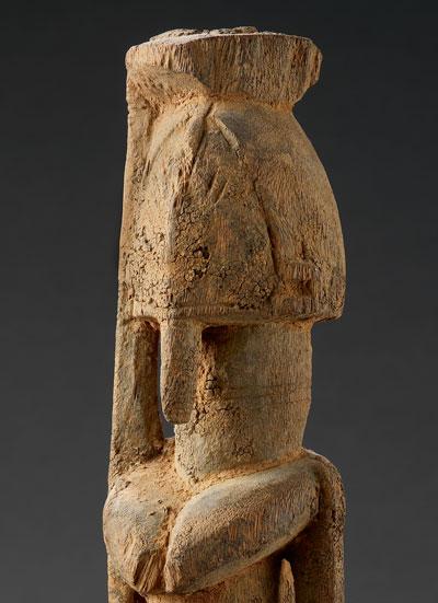 Statue-Dogon