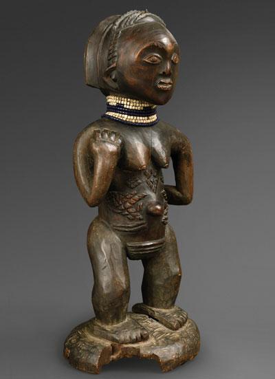 Statue-Luba