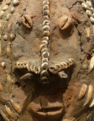 Masque-papouasie