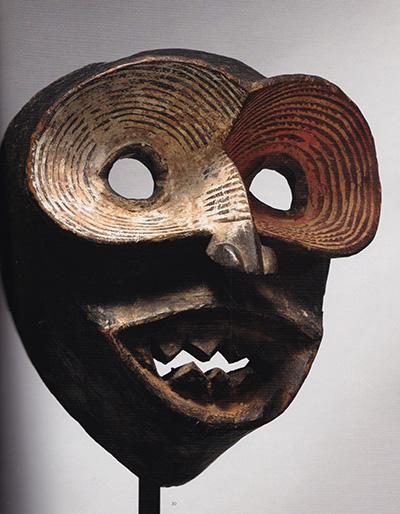masque africain le bon coin
