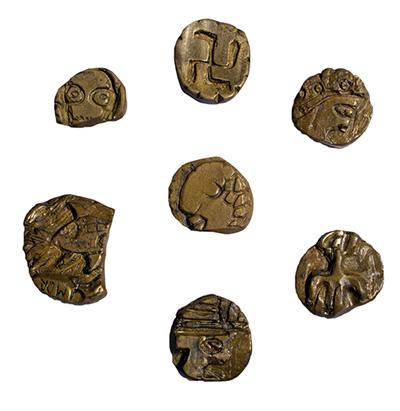 Filippo-biagioli-monete-per-trapasso-arte-tribale-europea