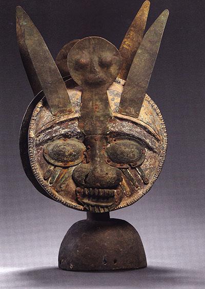 Mascarade-yoruba