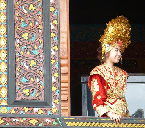 Minangkabau-princess