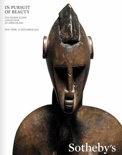 art africain sotheby's