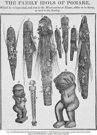 Idoles-pomare
