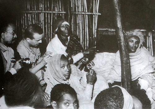 Gondar-transe