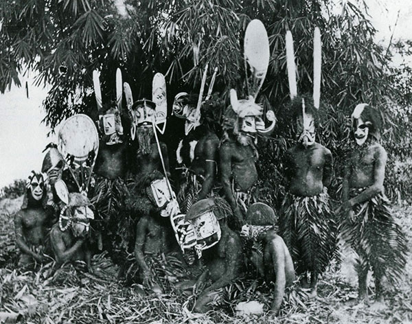 Kipang-masks