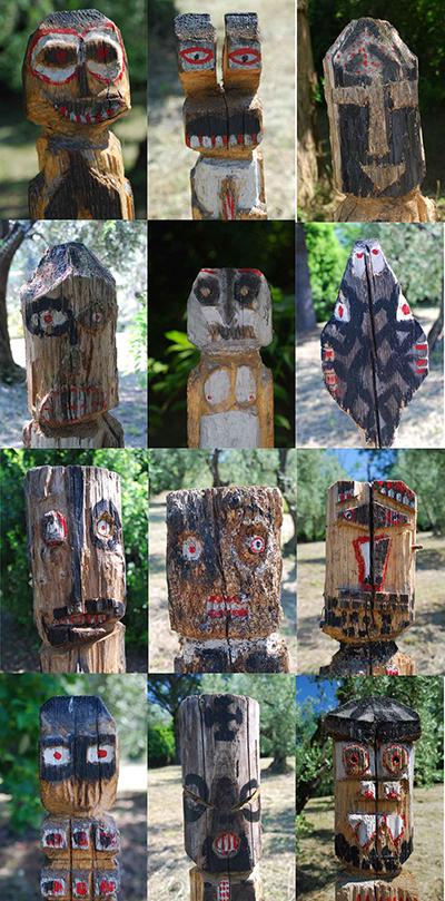Guardian-figure-parco-tribale-filippo-biagioli-serravalle-pistoiese