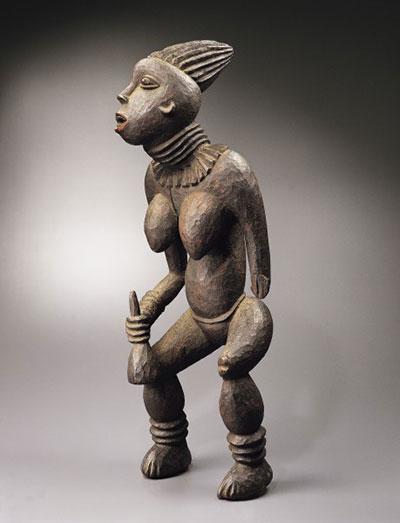 Statue-bangwa-cameroun-hugues-dubois