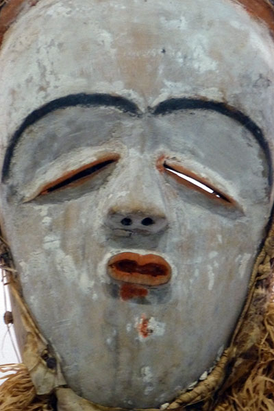 Masque-tsogho