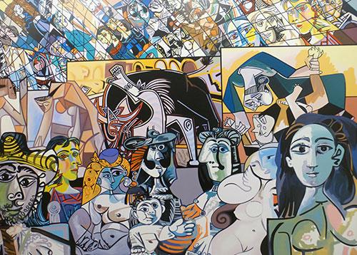 Picasso-mania