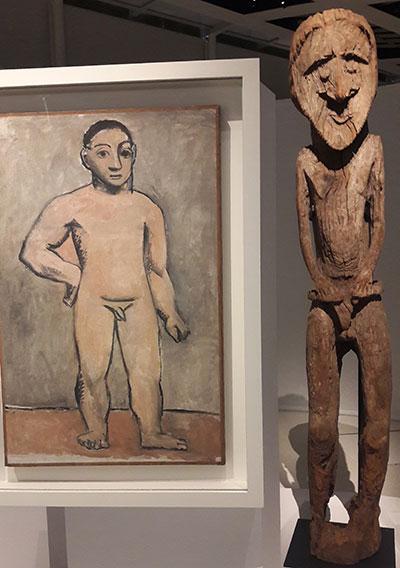 Picasso-Kanak