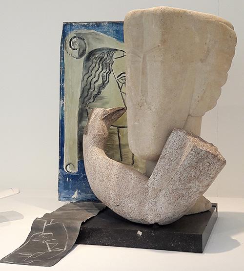 Sculptuer-zadkine