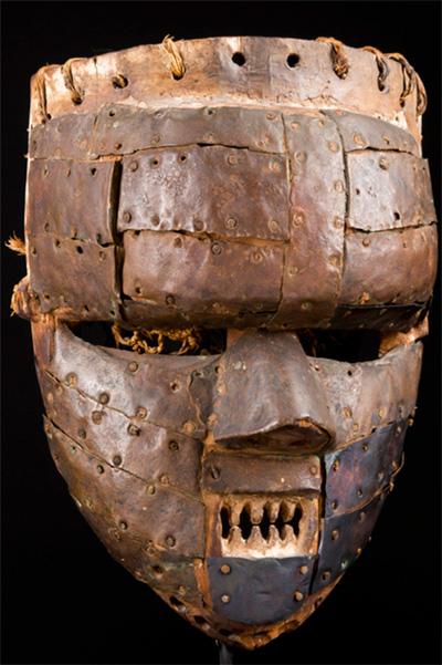 Salampasu-mask