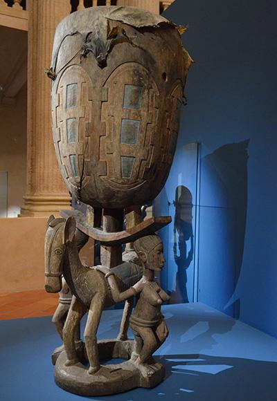 art africain baga