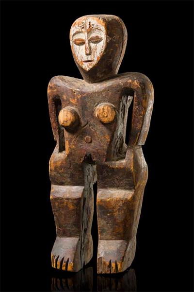 Figure-gabon