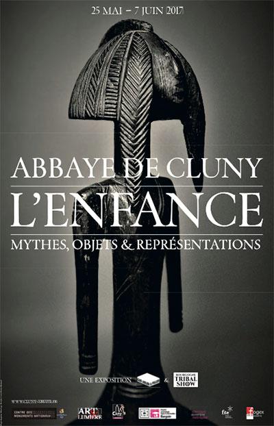Abbaye-cluny-art-africain