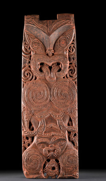 Maori-panel-Tubingen