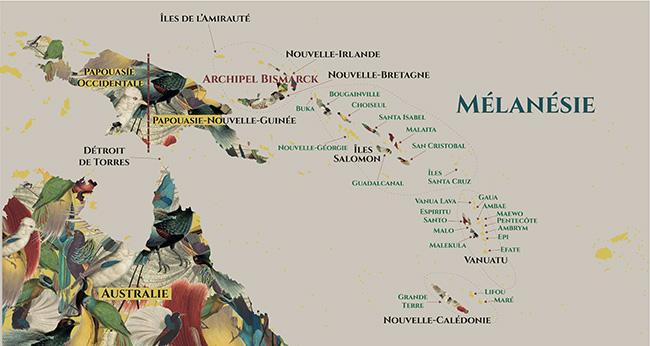 Carte-melanesie