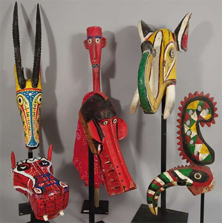 Marionnettes-mali