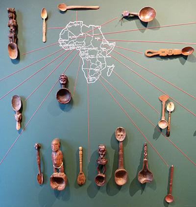Cuillers-afrique