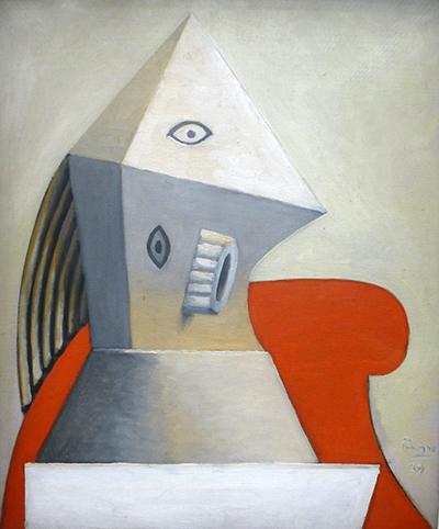 Picasso-pompidou