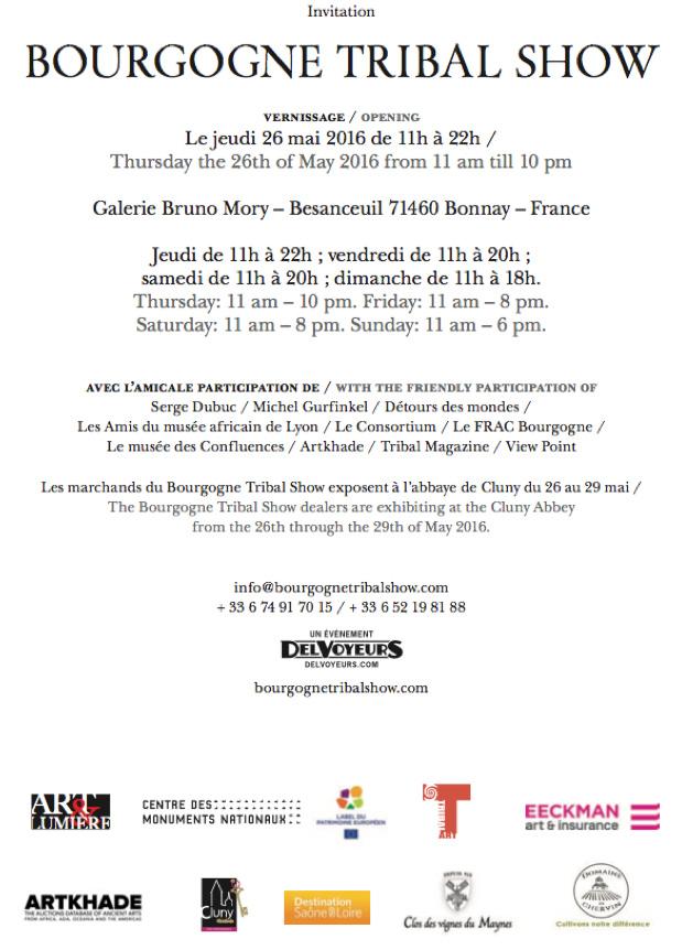 Bourgogne-Tribal-Show