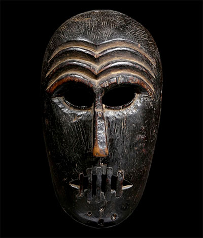 Masque-himalaya