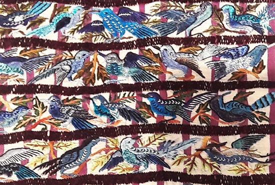 Oiseaux-indigo