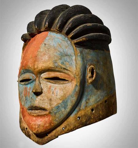 Kwese-mask