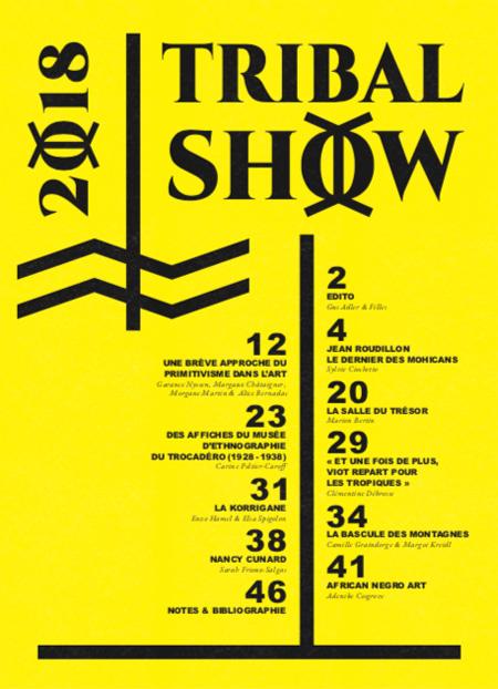 Tribal-show-catalogue