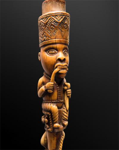 Yombe-sceptre-ivoire