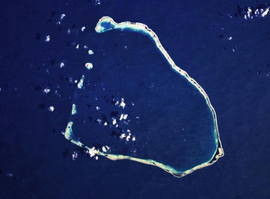 Nukumanu-atoll