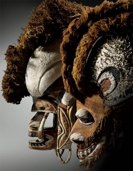 Masques-malaggan