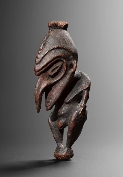 Charm figure-sepik-ramu