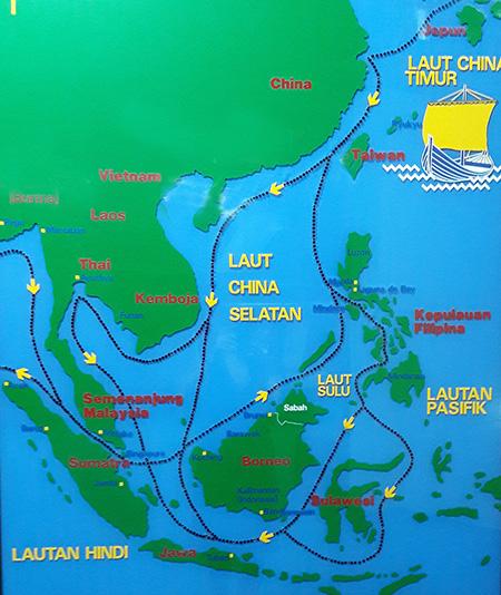 Commerce-chine-sud-est