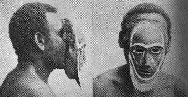 Skull-mask