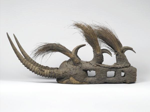 Bamana-mask