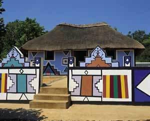 Ndebele_mural_peintings